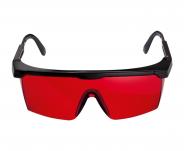 Red Laser Glass